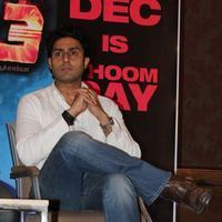 Abhishek Bachchan - Dhoom 3 Movie Press Meet at Chennai Stills