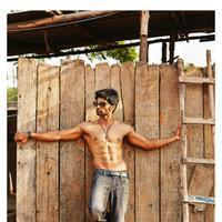 Atharva Six Pack Body Photos