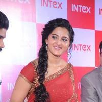 Anushka at INTEX Event Stills