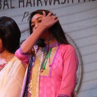 Neelima Rani - Meera Herbal Hairwashpaste Face of Chennai 2014 Crowns Gorgeous Young Ladies Photos