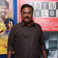 Ilavarasu - Sathuranga Vettai Movie Premiere Show Photos