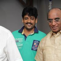 Vidharth - Andhra Lee Club Opening Photos
