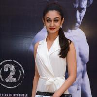 Aishwarya Arjun at Jai Hind 2 Movie Audio Launch Stills