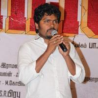 Pa. Ranjith - Madras Movie Success Meet Stills