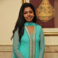 Riythvika - Madras Movie Success Meet Stills