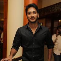 Sathish Muthukrishnan - Madras Movie Success Meet Stills
