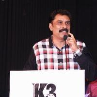 Ajay Rathnam - Thittivasal Movie Audio Launch Photos