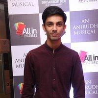 Anirudh Ravichander - Rum Movie Audio Launch Stills