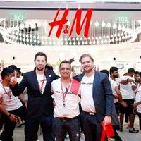 Chennai Welcomes Its First H & M Store