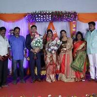 Seenu Ramasamy's Sister Wedding Reception 2016 Event Photos