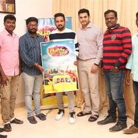 Aalukku Paathi 50/50 Movie First Look Poster Launch Stills