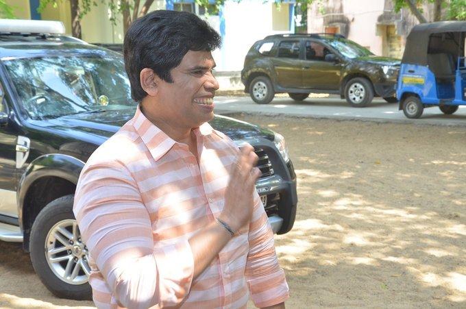 Anandaraj - Actor Anandaraj Birthday Celebration Photos | Picture 1433645