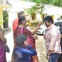 Actor Anandaraj Birthday Celebration Photos | Picture 1433647