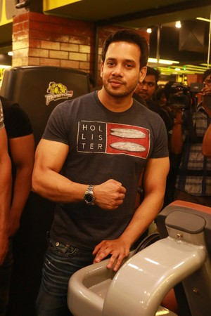 Monsters Alpha Fitness Studio Inaugration Images