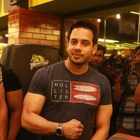 Bharath - Monsters Alpha Fitness Studio Inaugration Images   Picture 1433734