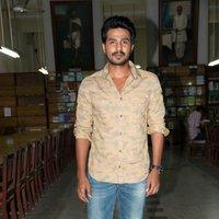 Vishnu Vishal - Maaveeran Kittu Movie Teaser Launch Stills