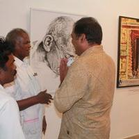 Paintings Of Sivakumar Book Launch Stills
