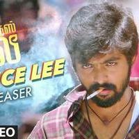 Bruce Lee Movie Teaser Release Posters