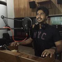 Vishnu Vishal - Maaveeran Kittu Movie Dubbing Pooja Photos