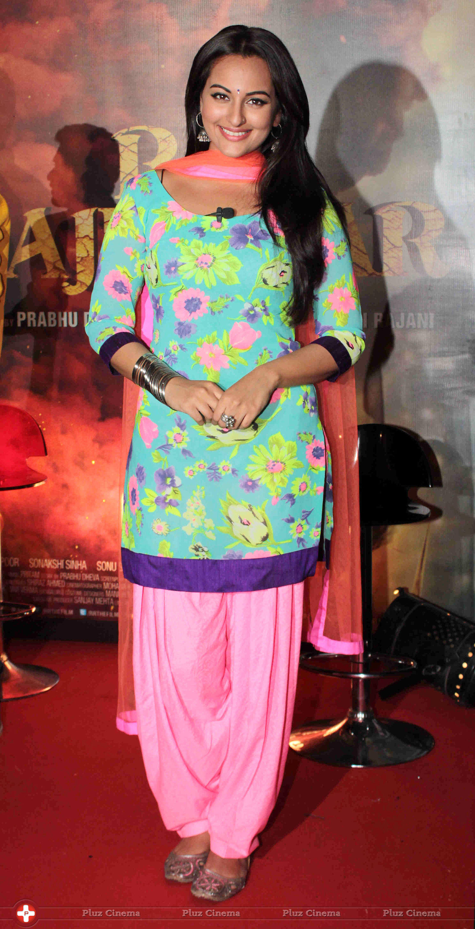 sonakshi sinha theatrical trailer release of film r rajkumar photos