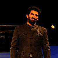 Aditya Roy Kapur - Winter wear Blackberry Sharp Night Photos