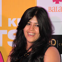 Ekta Kapoor - Trailer launch of film Shaadi Ke Side Effects Photos