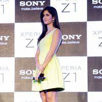 Katrina Kaif launches Sony Xperia Z1 smartphone photos