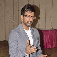 Javed Jaffrey - War Chhod Na Yaar Media interaction Photos