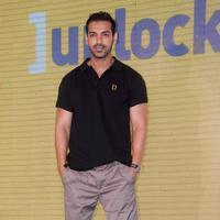 NGC and John Abraham unveil the Unlock campaign Photos