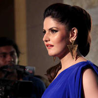 Zareen Khan - GQ Man of the Year Award 2013 Photos