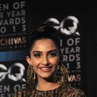 Sonam Kapoor Ahuja - GQ Man of the Year Award 2013 Photos