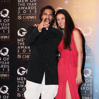 Arjun Rampal - GQ Man of the Year Award 2013 Photos