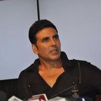 Akshay Kumar - Akshay with Aditya Tahckeray to launch Women safety defence centre Photos