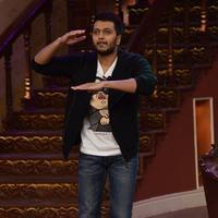 Ritesh Deshmukh - Humshakal star cast on the sets of Comedy Nights with Kapil Photos