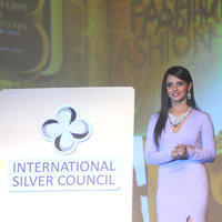 Neetu Chandra - Sushmita, Shraddha, Aditi, Huma, Neetu showstopper at IBJA Fashion Show Photos