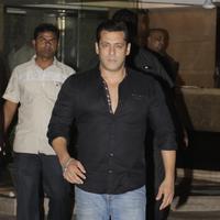 Salman Khan - Bollywood celebs attended Arpita Khan Sharma's birthday bash photos | Picture 1084050