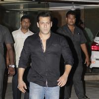 Salman Khan - Bollywood celebs attended Arpita Khan Sharma's birthday bash photos | Picture 1084051