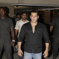 Salman Khan - Bollywood celebs attended Arpita Khan Sharma's birthday bash photos | Picture 1084052