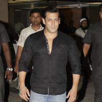 Salman Khan - Bollywood celebs attended Arpita Khan Sharma's birthday bash photos | Picture 1084053