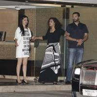 Bollywood celebs attended Arpita Khan Sharma's birthday bash photos