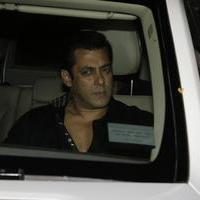 Salman Khan - Bollywood celebs attended Arpita Khan Sharma's birthday bash photos