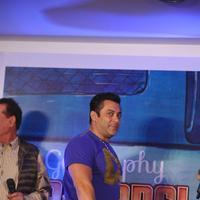 Salman Khan & Salim Khan launches Bajrangi Bhaijaan Book Photos