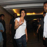 Priyanka Chopra - Kangna, Ranveer, Arjun at Priyanka Chopra's Birthday Party Photos