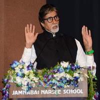 Amitabh Bachchan - Mr.Amitabh Bachchan inaugurates the Jamnabai Narsee International School Photos   Picture 1078217