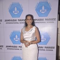 Mr.Amitabh Bachchan inaugurates the Jamnabai Narsee International School Photos
