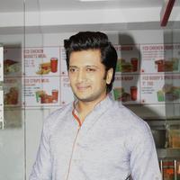 Ritesh Deshmukh - Riteish Deshmukh & Pulkit launch Bangistan's food joint Fc Donalds Photos   Picture 1078174