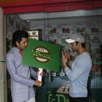 Riteish Deshmukh & Pulkit launch Bangistan's food joint Fc Donalds Photos   Picture 1078181