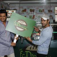Riteish Deshmukh & Pulkit launch Bangistan's food joint Fc Donalds Photos   Picture 1078182