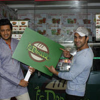 Riteish Deshmukh & Pulkit launch Bangistan's food joint Fc Donalds Photos   Picture 1078183