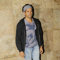 Farhan Akhtar - Special Screening Film Masaan Photos | Picture 1078265